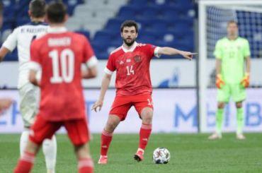 Сборная России пофутболу поднялась на32-е место врейтинге FIFA
