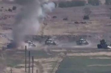 Посол Армении заявил, что Турция перебросила наНагорный Карабах сирийских боевиков