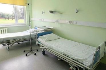 Пятеро детей остаются вбольнице после отравления хлором вбассейне