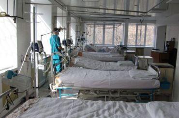 ВРоссии осталось 10% свободных коек для больных коронавирусом
