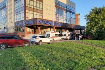 ВFitness House пострадали два ребенка после выброса хлора вбассейне