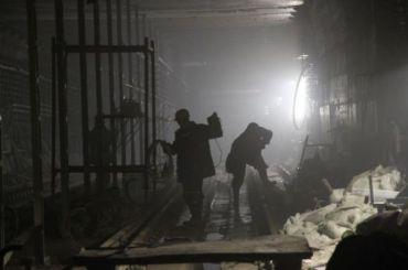 Метрострой: Харлашкин ушел, апроблемы остались