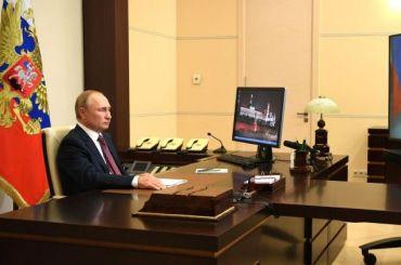 «Левада-центр»: рейтинг доверия Путину увеличился на10%