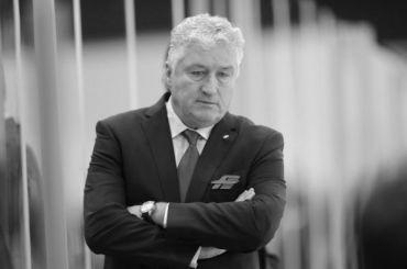 Умер бывший главный тренерХК СКА Милош Ржига