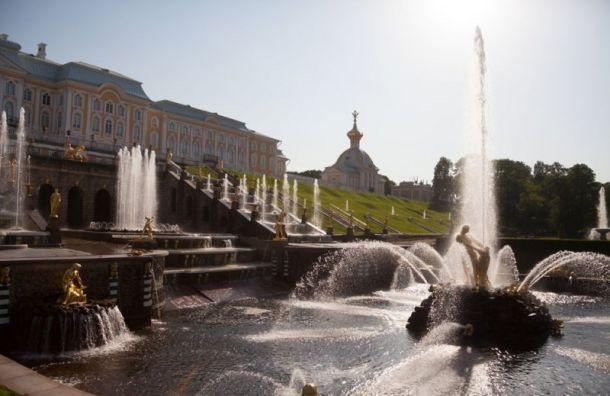 ГМЗ «Петергоф» обратится кправительству зафинансовой помощью