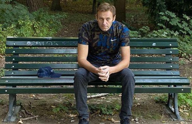 Навальный подтвердил частную встречу сМеркель
