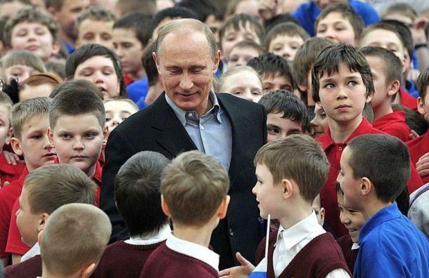 Как школьников защищают отвлияния оппозиции