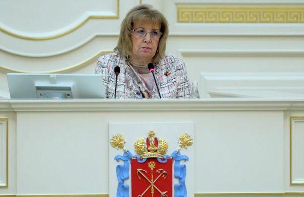 Коммунисты проголосуют против бюджета Петербурга на2021 год