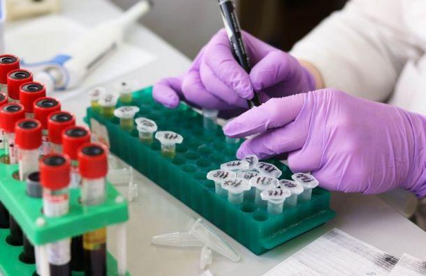 ВПетербурге работает 46 лабораторий потестированию накоронавирус