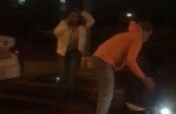 Водитель сбил трех женщин напешеходном переходе