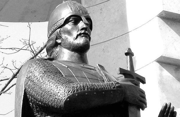 Центром празднования Дня памятии Александра Невского станет Петербург