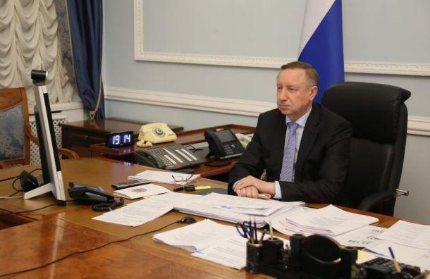 Наборьбу сCOVID-19 вПетербурге дополнительно выделят 5 млрд рублей