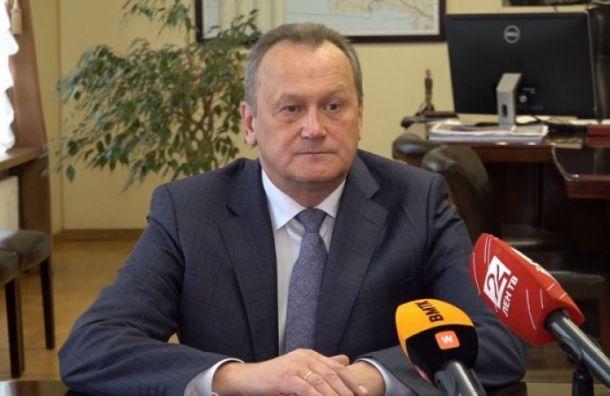 «Ясовершил большую ошибку»: глава Выборгского района ушел вотставку