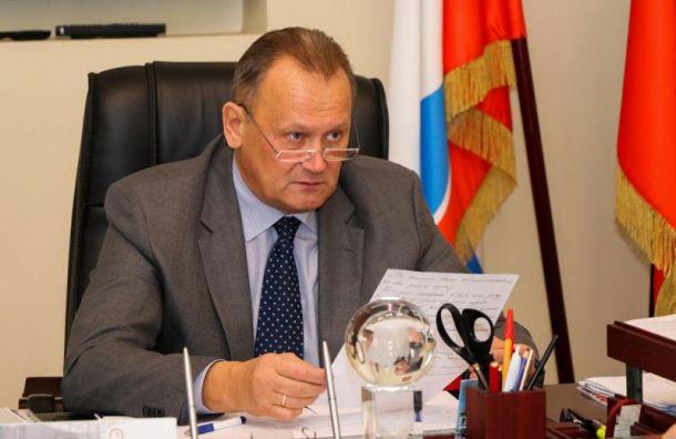 Главу Выборгского района подозревают вхищениях и«распиле» 700 млн рублей