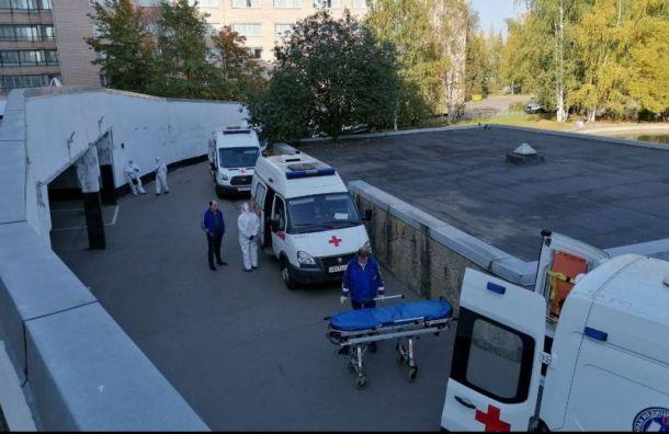 Напряженная ситуация скоронавирусом вПетербурге может затянуться доапреля