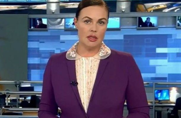 Ведущая Первого канала заявила, что коронавирусом «примитивно дурят народ»:  Яндекс.Новости