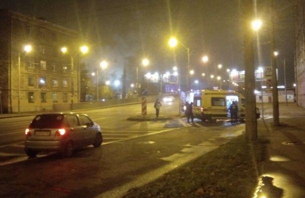 Парень насамокате попал под машину наИвановской улице