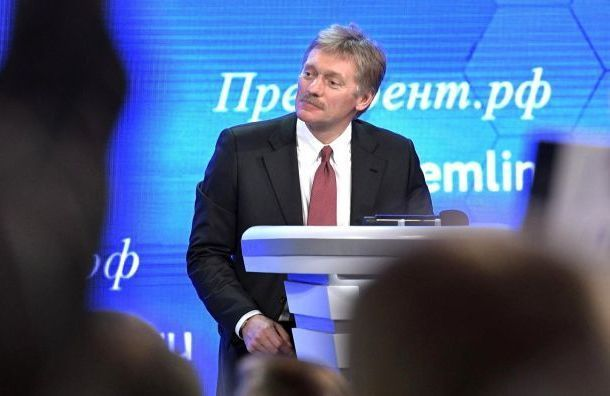Кремль может принять «дополнительные решения» из-за коронавируса