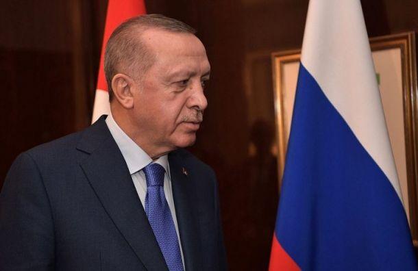Эрдоган поддержал наступление Азербайджана вконфликте сАрменией