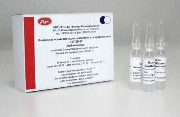 Путин: вРоссии зарегистрирована вторая вакцина откоронавируса