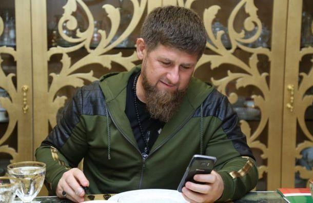 Кадыров требует отЖириновского извинений