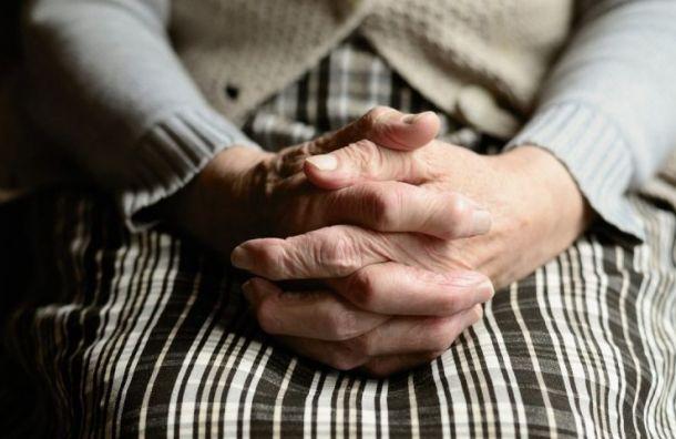 Петербуржцев старше 65 лет могут отправить наобязательную самоизоляцию