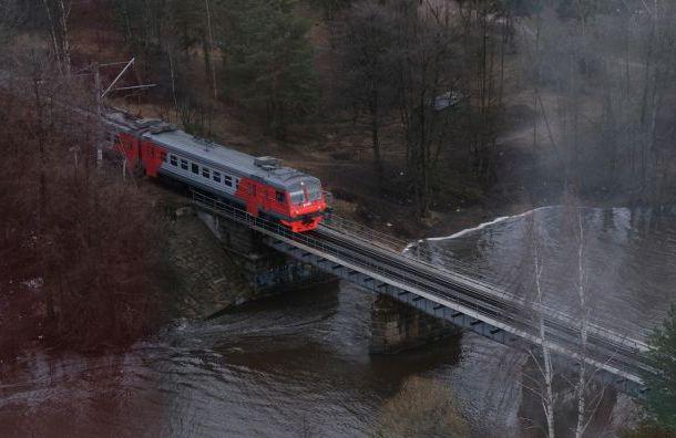 Рядом с«Лахта центром» появится новая железнодорожная платформа