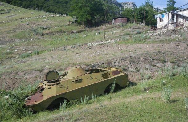 Армения иАзербайджан договорились опрекращении огня