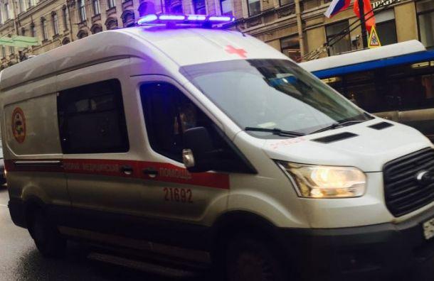 Пьяный офицер Можайки устроил массовое ДТП, уходя отполицейской погони