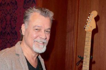 Скончался знаменитый гитарист Эдди Ван Хален