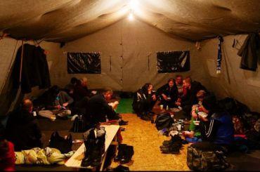 «Ночлежка» открывает пункты обогрева для бездомных вдвух районах Петербурга