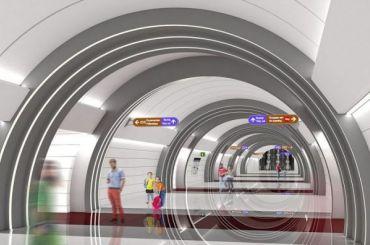 Метростроители завершили проходку тоннеля достанции «Юго-Западная»