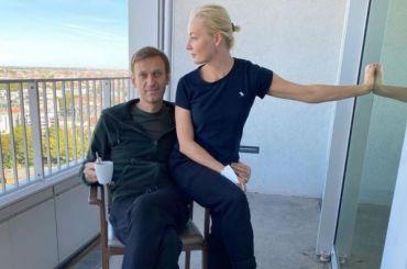 Навальный: Кмоему отравлению причастен Путин