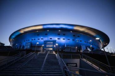 Игры Лиги чемпионов вПетербурге смогут посещать до20 тысяч болельщиков