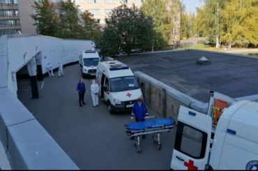 Впервые вПетербурге выявили более 700 новых заболевших коронавирусом