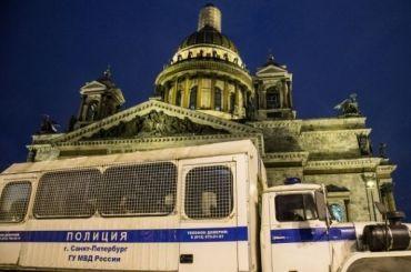 Бастрыкин ждёт доклада поИсаакиевскому собору