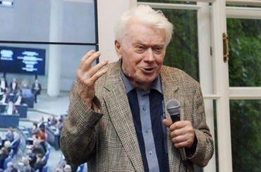 Известный филолог Борис Егоров скончался на95-м году жизни