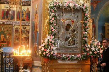 Силовики задержали похитителей Иверской иконы Божией Матери