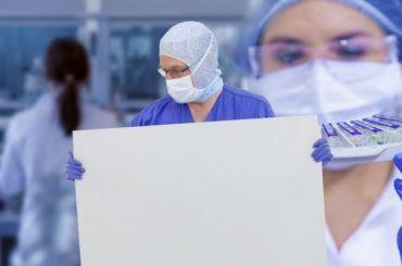 Петербургским медикам продлили выплаты заработу сковид-пациентами