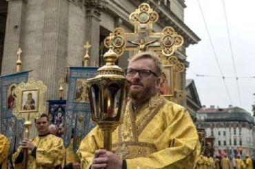 Милонов онамерении гомосексуала стать депутатом: «Это будет славная битва»
