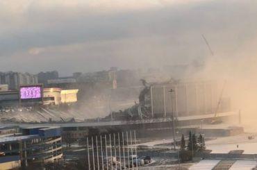 Власти Петербурга выделят 5 млрд рублей напостройку арены наместе СКК