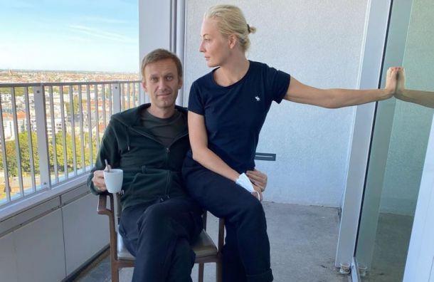 «Уних вКремле везде портреты Геббельса висят»: Навальный подаст всуд наПескова