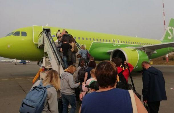 Показатели авиакомпаний поперевозкам пассажиров снова ухудшились