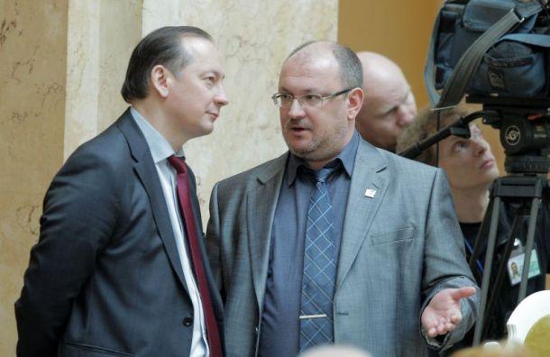 Резник призвал раскрыть достоверную информацию оCOVID-19 вПетербурге