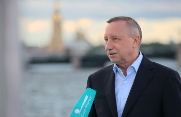 Беглов пригрозил организаторам концерта Басты вПетербурге