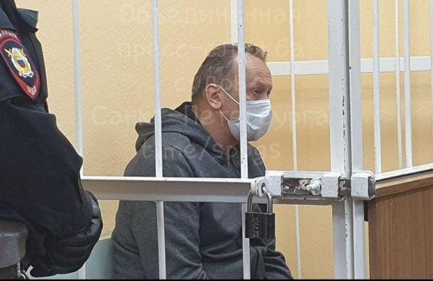 Экс-главу Выборгского района Ленобласти оcтавили под домашним арестом