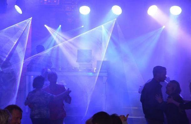 Чиновники Смольного проведут очередной рейд поночным клубам