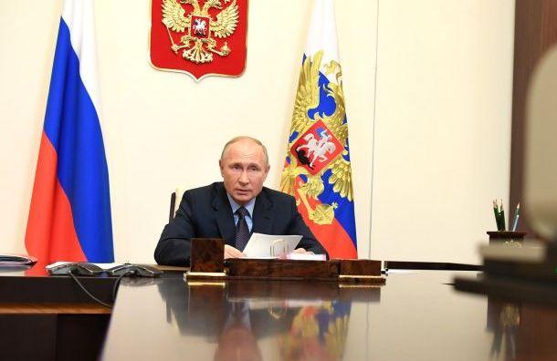 Путин: Нужно разоблачать ложь о«безопасном» употреблении легких наркотиков