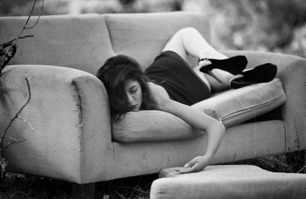 Каждый пятый петербуржец спит всутки по4−6 часов