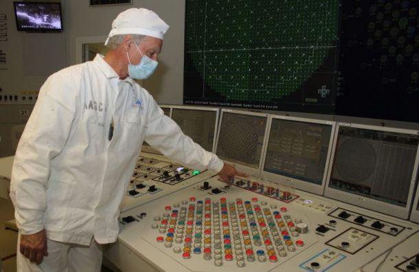 Энергоблок №2 ЛАЭС остановили после 45 лет работы
